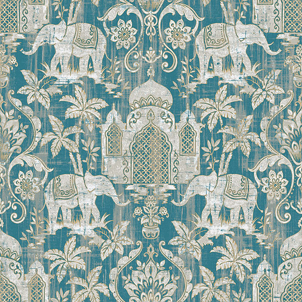 Indo Chic Wallpaper Collection